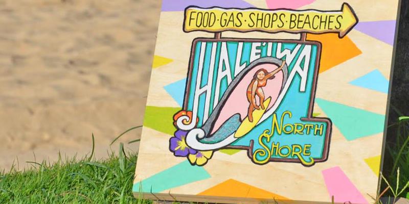 ハワイの商品販売